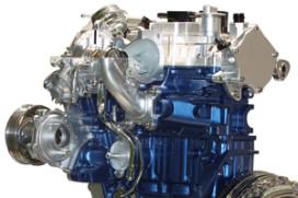 Ford driecilinder Motor van het Jaar