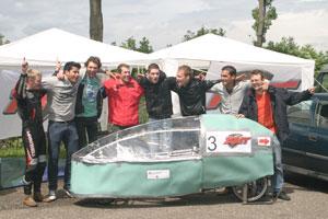 AMT HAN Eco Marathon-team wint met 1:244!