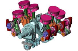 Scalzo cilinderuitschakeling