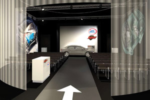 AMT-ATC Technisch Theater op Autoprof Hardenberg