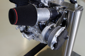 Volvo Drive-E levert 330 kW met e-turbo