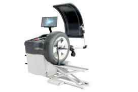 Ravaglioli-wiellift helpt autotechnicus