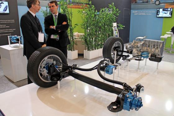 Krijgen Renaults hydraulische 4WD?
