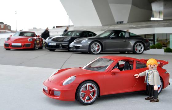 Betaalbare Porsche!