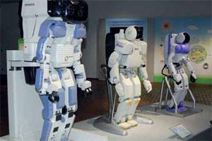 Honda Robotics (2012-3)