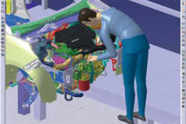 Dassault Systèmes onmisbare hulp voor autoconstructeur (2012-1)