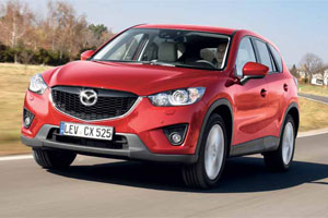 Mazda CX-5: eerste SkyActiv-model (2012-5)