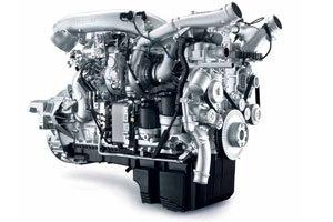 12,9 liter Euro 6 Paccar MX-13 motor (2012-5)