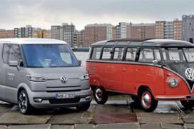 VW werkt aan toekomst bestelauto (2012-5)