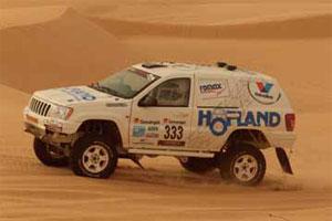 Hofland Rally Team gaat voor Dakar (2012-6)
