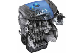 Mazda Skyactiv-D met lage compressie (2012-7/8)
