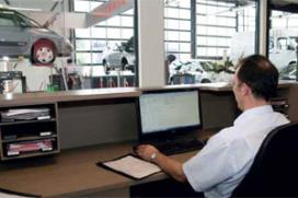 Leaseauto in de werkplaats. En dan? (2012-7/8)