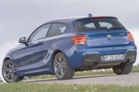 BMW 3-Touring, 3-Hybrid en M135i (2012-9)