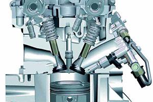 Mercedes-Benz 1,6 l DI-turbo-ottomotor (2012-10)