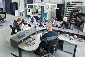 Revisie van elektronische onderdelen binnen een dag (2012-10)