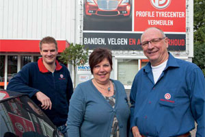 Bandenservicebedrijf Profile Tyrecenter Vermeulen (2012-10)