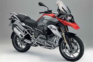BMW R1200 GS krijgt volledig nieuw motorblok (2012-11)