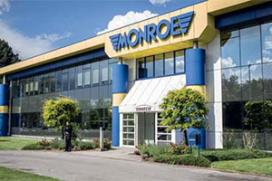 Demperfabrikant Monroe gunt AMT kijkje in Technical Centre (2012-12)