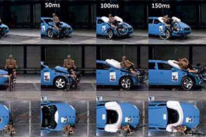 Airbag voor de A-stijlen spaart levens (2012-12)