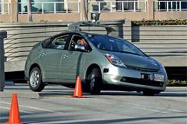 Autonoom autorijden niet langer sciencefiction (2013-1)