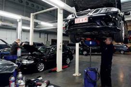 Beherman zorgt voor Saab-onderdelen in de Benelux (2013-1)