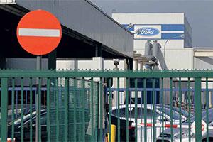 De gevolgen van de sluiting van Ford Genk voor Ford-dealers (2013-1)