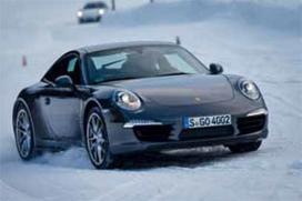 Porsche 911 Carrera 4 viert 50 jaar 911 (2013-2)