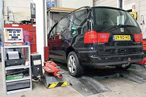 Autobedrijf Jos Bouw houdt testweek voor schokdempers (2013-3)
