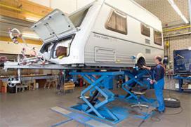 De veertien onderhoudsbeurten van Henk Pen Caravans (2013-3)