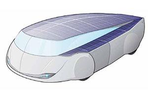 TU/e rijdt met 'familieauto' in World Solar Challenge (2013-4)