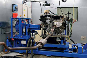 Bosal ontwikkelt, test en certificeert uitlaten op één locatie (2013-4)