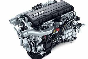 DAF ontwikkelt spectaculaire nieuwe 10,8 liter motor (2013-4)