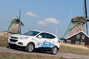 Hyundai ix35 FCEV nu op de markt (2013-5)