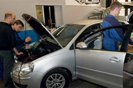 Diagnose Car: schakel tussen onderwijs en industrie (2013-5)