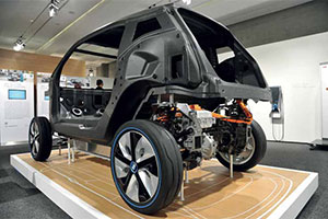 Duurzaam premium rijden met de BMW i3 (2013-6)