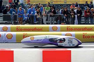 Tweede Shell Eco-marathon Rotterdam (2013-6)