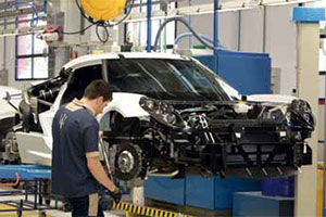 Techniek en productie van de Alfa Romeo 4C (2013-7/8)