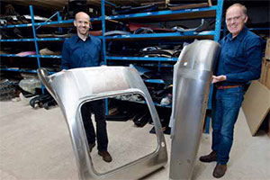 Anglo Parts: dé onderdelenspecialist voor Engelse classic cars (2013-9)