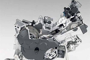 Honda global 700 cc motor voor de next generation (2013-9)