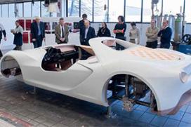 Proefproject Pininfarina Sergio (2013-10)