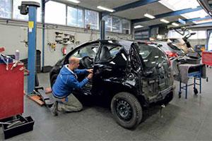 Autoschade Herstel Alderliesten pionier in schadeherstel (2013-11)