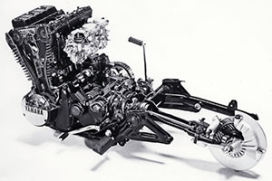 Yamaha MT-09 driecilinder technisch bekeken (2013-12)