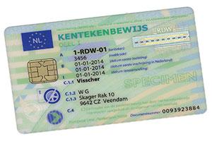 VWE geeft uitleg over nieuw kentekenbewijs (2013-12)