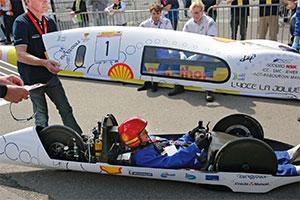 Shell kijkt in de toekomst van brandstof en smering