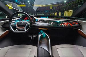 Studiemodellen Opel flirten met toekomst (2013-12)
