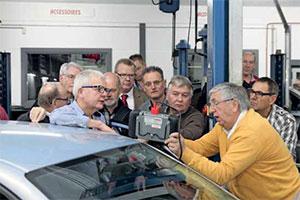 Rocar-Tech en ATC West-Brabant in de werkplaats (2014-1)