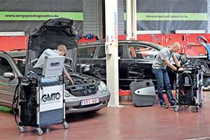 Sergoyne: onderdelen, ondersteuning en opleidingen (2013-10)