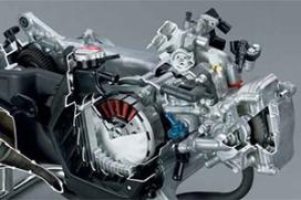 Honda bouwt een milieuvriendelijke bromfiets (2014-2)