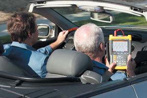 Meten aan auto-elektronica (3) (2006-1)