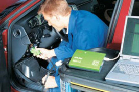 Meten aan auto-elektronica (6) (2006-7/8)
